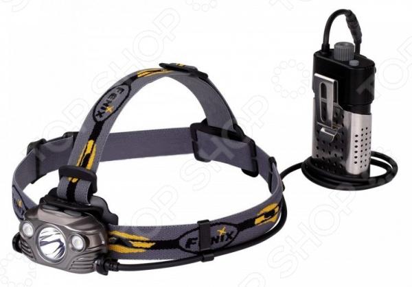Фонарь налобный Fenix HP30R фонарь fenix e25xp l v5
