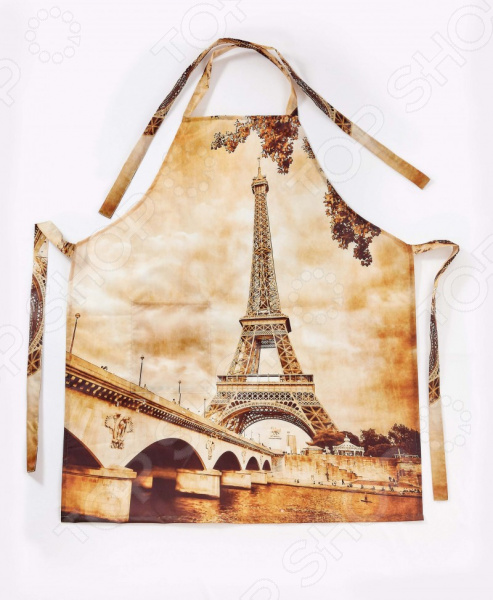 Фартук Сирень «Ретро. Париж»