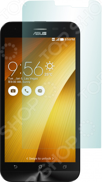 Стекло защитное skinBOX ASUS ZenFone 2 защитные стекла skinbox защитное стекло skinbox для asus zenfone zoom zx551ml 2016 0 3mm 2 5d