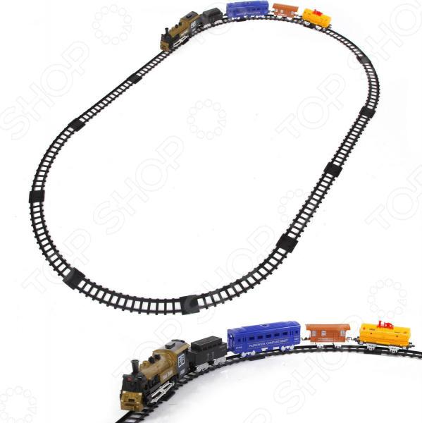 Zakazat.ru: Набор железной дороги игрушечный Yako 1724262