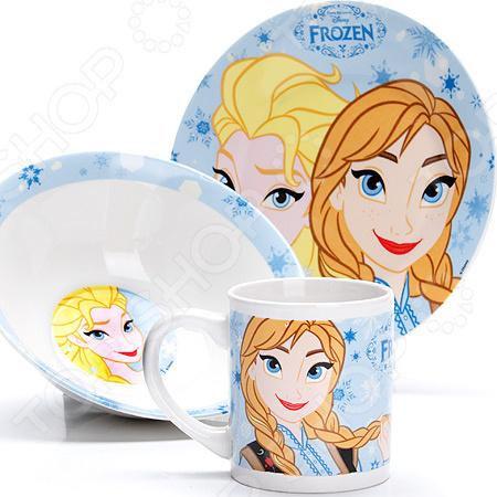 Набор детской посуды Mayer&Boch Disney «Снежная королева»