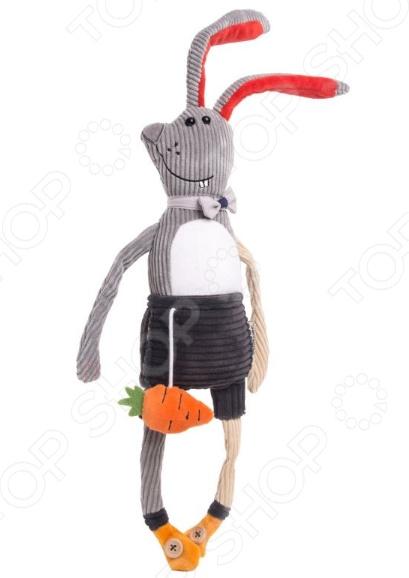 Мягкая игрушка Gulliver «Заяц Генри»