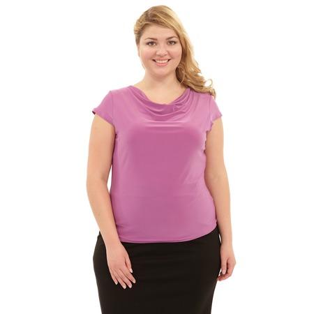 Купить Блуза Лауме-Лайн «Сластена». Цвет: сиреневый