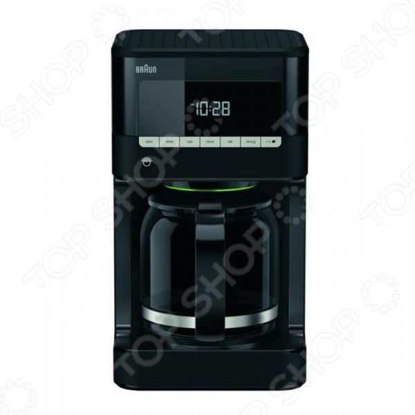 Кофеварка Braun KF 7020 BK