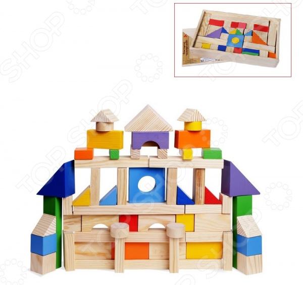 Конструктор деревянный PAREMO «Большой набор» Конструктор деревянный PAREMO «Большой набор» /