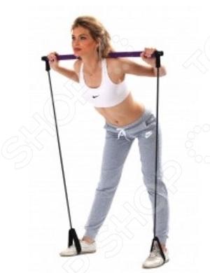 Палка-эспандер для фитнеса Bradex Body Shaper 2