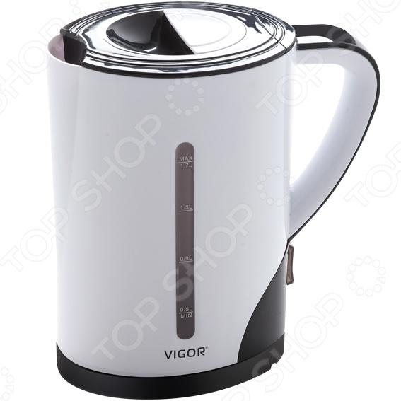 Чайник Vigor HX-2011 чайник электрический vigor hx 2001