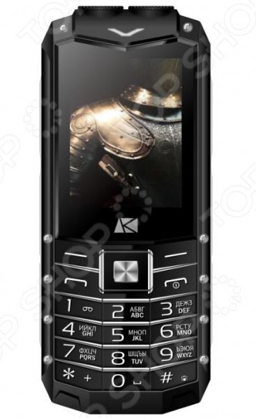 Телефон мобильный ARK Benefit F2 мобильный телефон ark benefit u242 черный 2 2 32 мб