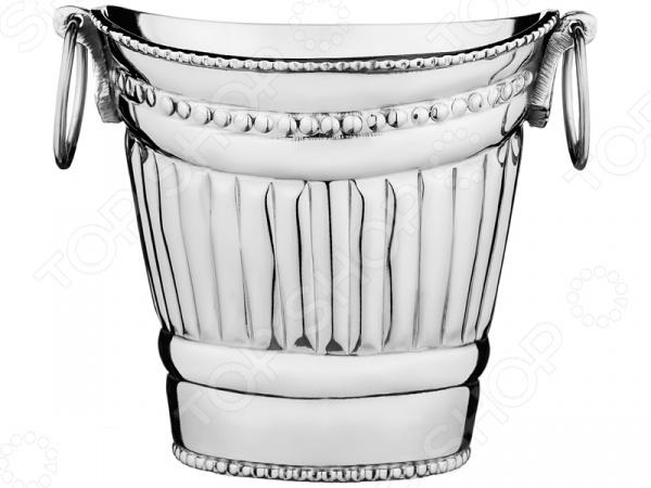 Ведерко для льда «Серебро» 877-470