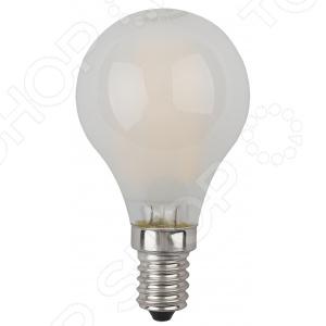 Лампа светодиодная Эра P45-5W-840-E14 frost лампа светодиодная эра led smd bxs 7w 840 e14 clear