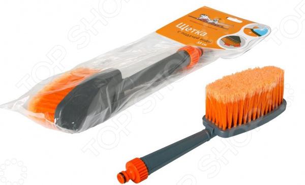 Щетка для мытья автомобиля с насадкой для шланга Airline
