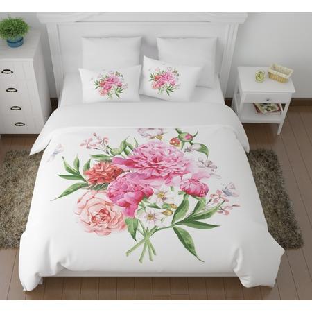 Купить Комплект постельного белья Сирень «Летний букет»