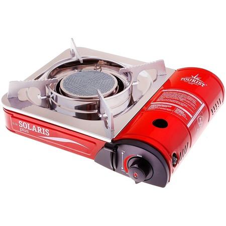Купить Плита газовая портативная TOURIST TS-701 Solaris Plus