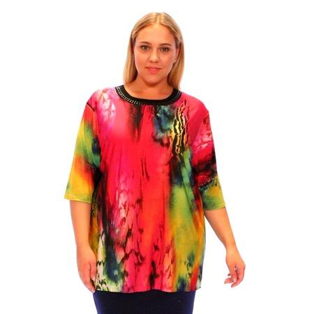 Купить Блуза Wisell «Летние краски»