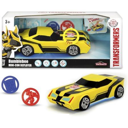Купить Игрушка-трансформер Dickie Bumblebee