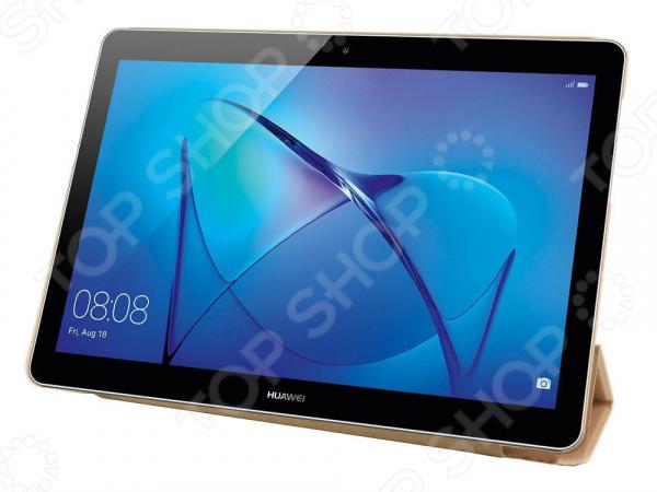 Чехол для планшета IT Baggage ультратонкий для Huawei Media Pad T3 10 чехол для планшета it baggage для memo pad 7 me572c ce красный itasme572 3 itasme572 3
