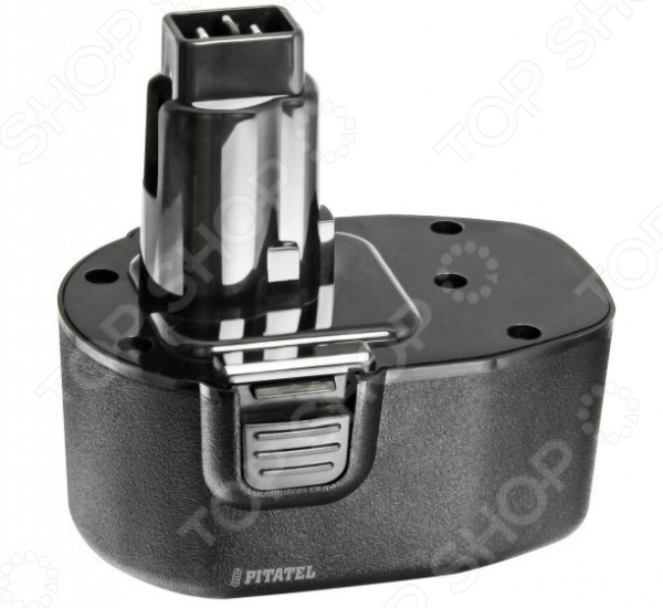 Батарея аккумуляторная Pitatel TSB-017-BD14A-13C (BLACK&DECKER p/n A9262), Ni-Cd 14,4V 1.3Ah