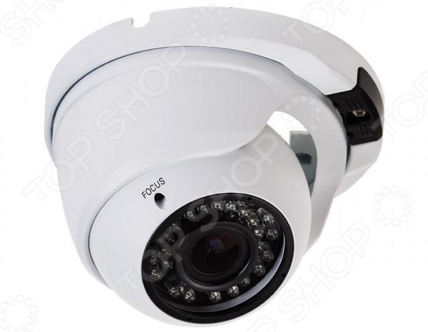 Камера видеонаблюдения купольная уличная Rexant 45-0264 камера видеонаблюдения купольная уличная rexant 45 0134