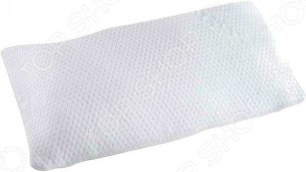 Подушка ортопедическая с эффектом памяти Planta Memory Foam Coolmax Pillow