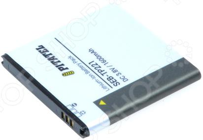 Аккумулятор для телефона Pitatel SEB-TP221 аккумулятор для телефона pitatel seb tp321
