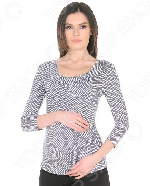 Блуза для беременных и кормящих мам Nuova Vita 1304.10