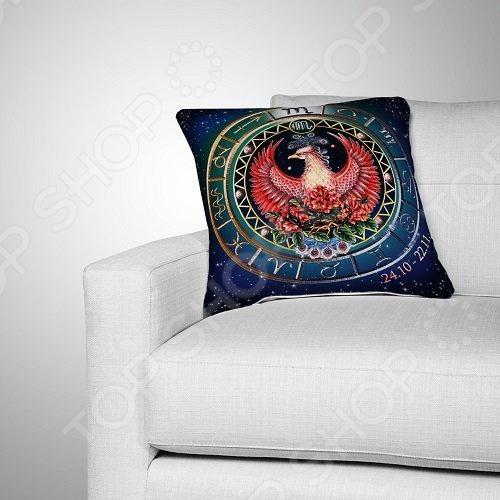 Подушка декоративная МарТекс «Скорпион»