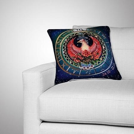 Купить Подушка декоративная «Скорпион»