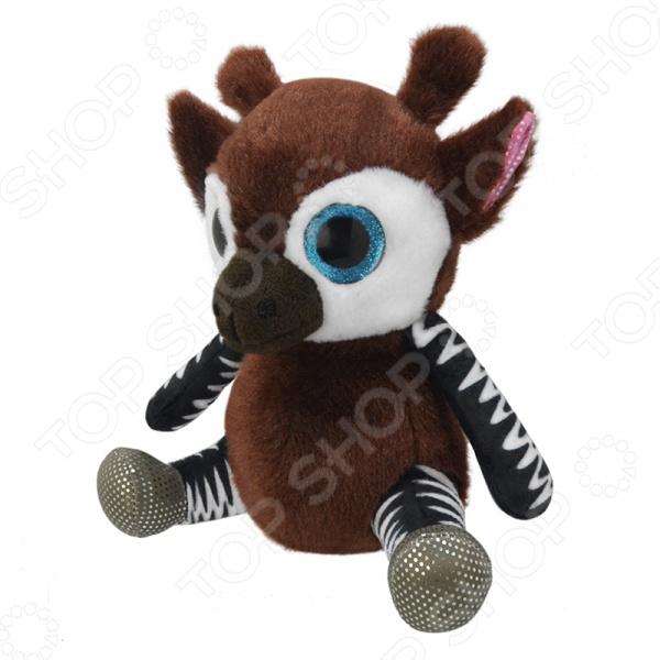 Мягкая игрушка Wild Planet «Окапи» Мягкая игрушка Wild Planet «Окапи» /