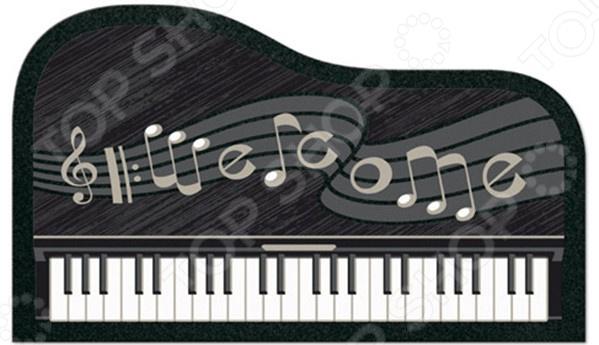 фото Коврик придверный Euroflock Forme «Пиано», Дверные коврики