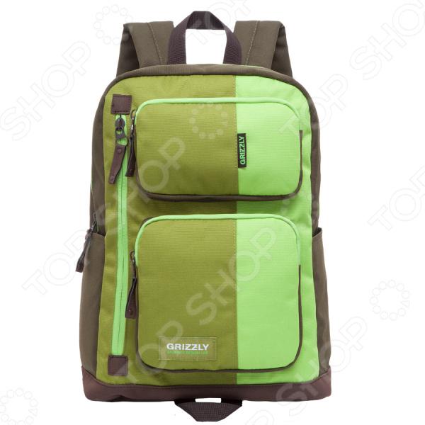 Рюкзак молодежный Grizzly RU-619-1