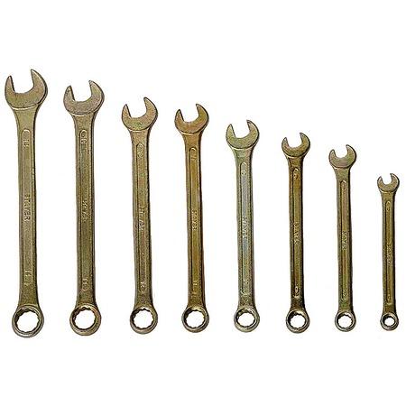 Купить Набор ключей комбинированных Stayer «Техно» 27094-H8