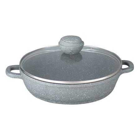 Купить Сотейник Bekker Silver Marble BK-3803