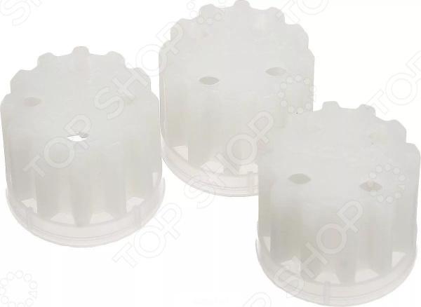 Комплект предохранительных колпачков Аксион В набор входят 100 одинаковых пластиковых колпачков-предохранителей...