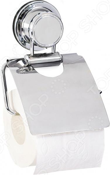 Держатель для туалетной бумаги Tatkraft Vacuum Screw Ludvig держатель для освежителя воздуха tatkraft mega lock