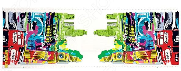 Обложка для студенческого билета Mitya Veselkov «Лондон в красках» обложка для студенческого билета mitya veselkov ежик ночью