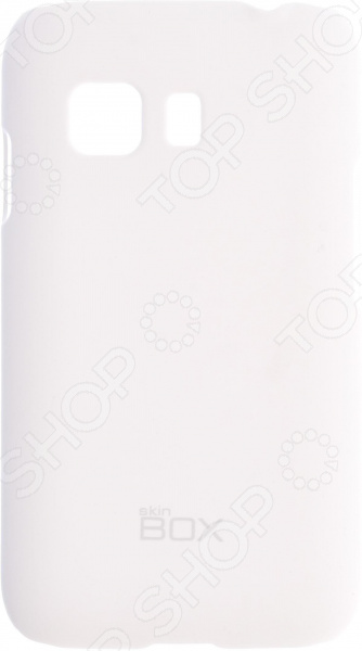 Чехол защитный skinBOX Samsung Galaxy Young 2 SM-G130H skinbox samsung galaxy young 2 sm g130h shield 4people