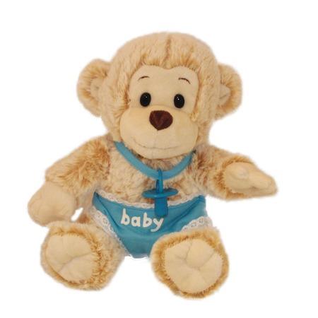 Купить Мягкая игрушка Button Blue «Обезьянка Митя»