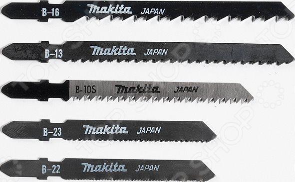 Набор полотен для лобзика Makita A-86898