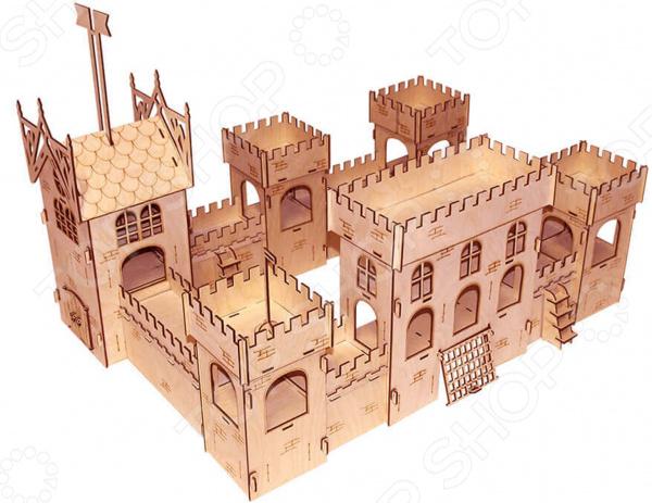 Игровой набор-конструктор PAREMO «Я - конструктор! Замок» Игровой набор-конструктор PAREMO «Я - конструктор! Замок» /