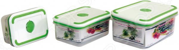 Набор контейнеров для продуктов Oriental Way GL9013-В