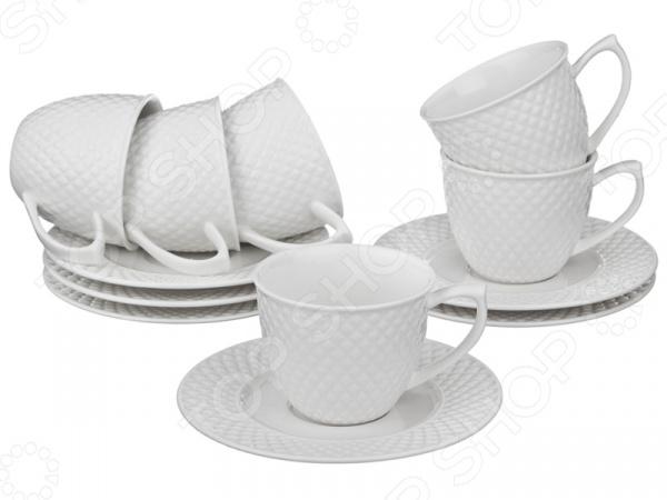 Кофейный набор Lefard «Диаманд» 359-326 менажница lefard диаманд голд 359 325