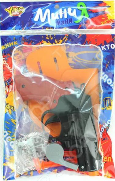 Игровой набор для мальчика Yako «Полиция» 1724707 yako toys игровой набор 3 в 1 я автодизайнер