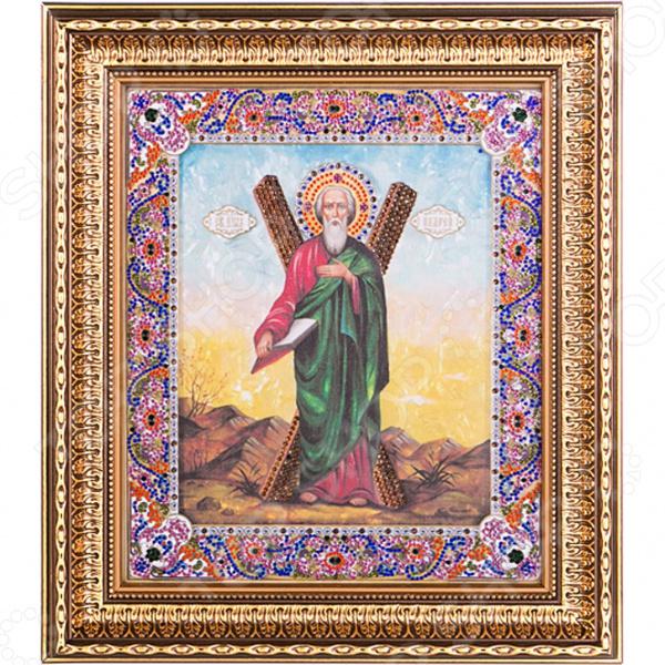 Икона «Святой Андрей Первозванный» 562-076-31 икона святой никита