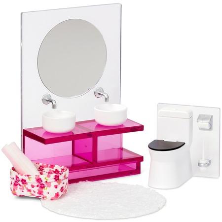 Купить Набор мебели для куклы Lundby «Ванная комната»