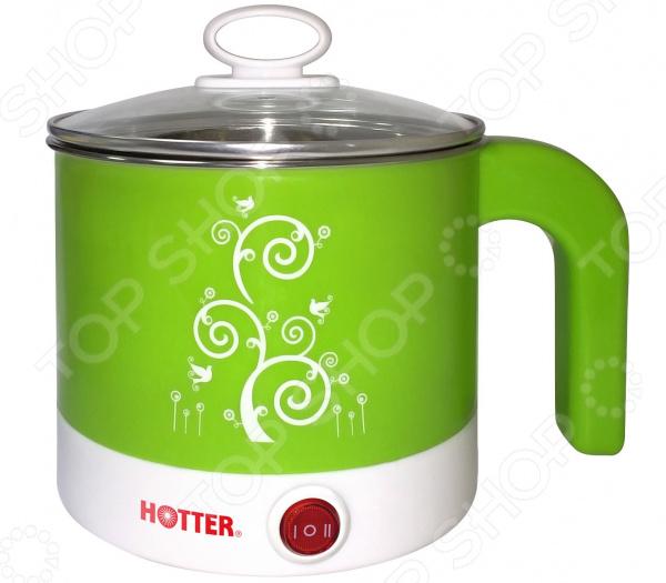 Электрокастрюля HOTTER HX-555 электрокастрюля esther