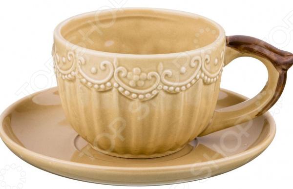 Чайная пара Agness «Капучино» 358-1254