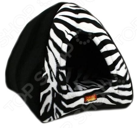 Домик для кошек Pride «Зебра»