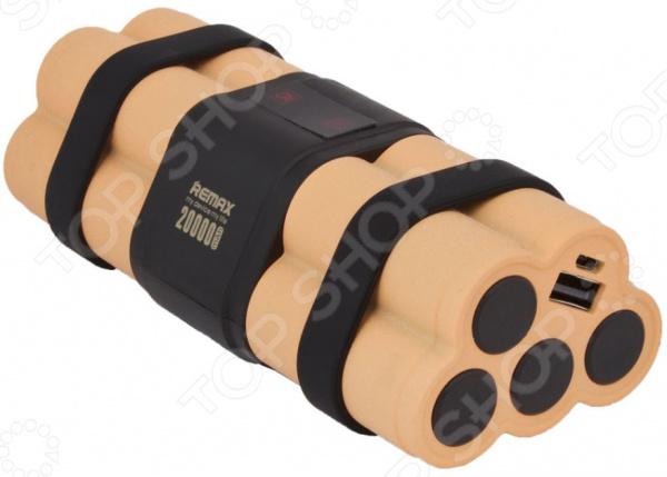 Фото - Аккумулятор внешний REMAX RPL-39 аккумулятор для компактных камер и видеокамер acmepower ap du14