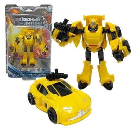 Купить Игрушка-трансформер 1 Toy «Звездный защитник» Т59370