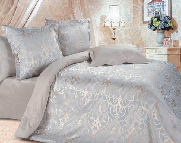 Комплект постельного белья Ecotex «Эстетика. Глейс». Семейный